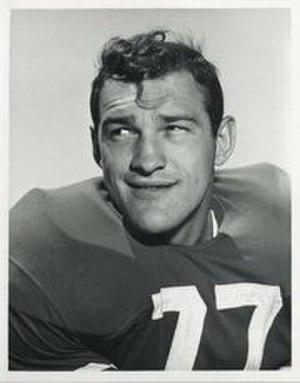 Bruce Bosley - Bosley as a San Francisco 49er.
