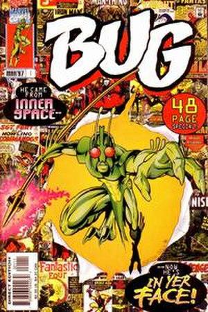 Bug (comics) - Image: Bug One Shot 1