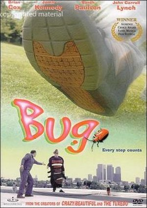 Bug (2002 film) - DVD cover