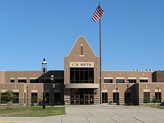 Central Bucks High School South - Image: CB South