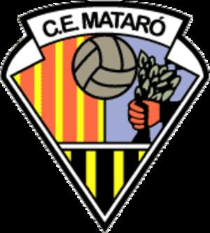 CE Mataró - Image: CE Mataró