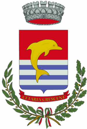 Cetara, Campania - Image: Cetara Stemma