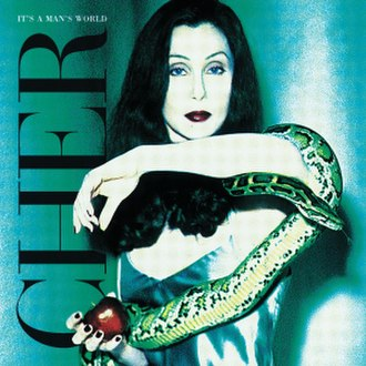 It's a Man's World (Cher album) - Image: Cheriamw