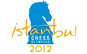 40th Chess Olympiad - Image: Chess Olympiad 2012 official logo