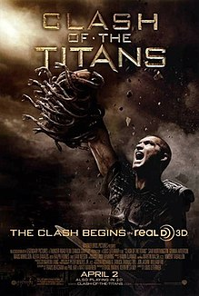<i>Clash of the Titans</i> (2010 film) 2010 film by Louis Leterrier