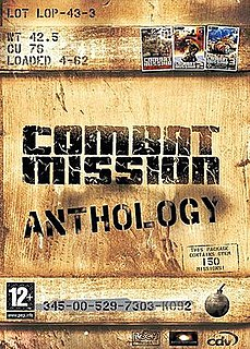 <i>Combat Mission</i> video game series