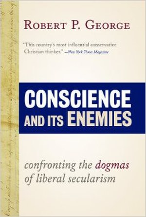 Conscience and Its Enemies - Cover of the first edition