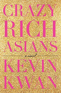 <i>Crazy Rich Asians</i> book by Kevin Kwan