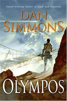 Olympos (novel) - Wikipedia