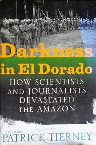 Darkness in El Dorado - Cover