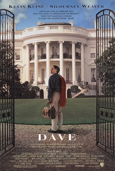 Picture of a movie: Dave