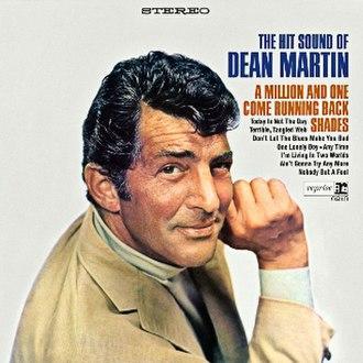 The Hit Sound of Dean Martin - Image: Dean Hit Sound