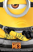 Picture of a movie: Despicable Me 3