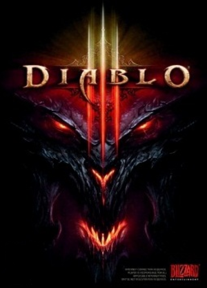 Diablo III - Box art