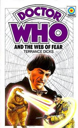 The Web of Fear - Image: Doctor Who and the Web of Fear