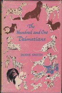 <i>The Hundred and One Dalmatians</i> 1956 childrens novel