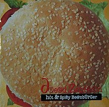 Dread Zeppelin Hot and spicy beanburger.JPG