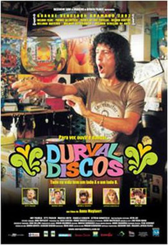 Durval Discos - Image: Durval discos poster 02