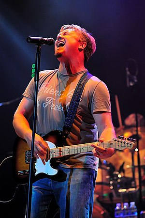 Edwin McCain - McCain performing in September 2009