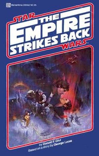 The Empire Strikes Back (novel) - Image: Episodev empirestrikesback