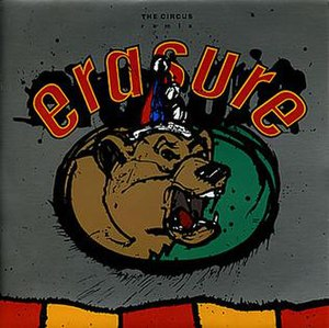The Circus (song) - Image: Erasure single circus