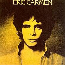 Eric Carmen (1975 Eric Carmen album - cover art).jpg