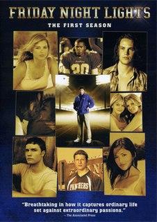 <i>Friday Night Lights</i> (season 1) Season of television series