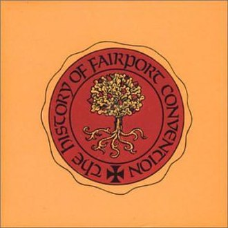 The History of Fairport Convention - Image: Fairport Convention History