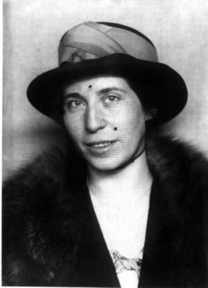 Felice Bauer - Image: Felice Bauer with Hat