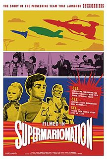 <i>Filmed in Supermarionation</i> 2014 film