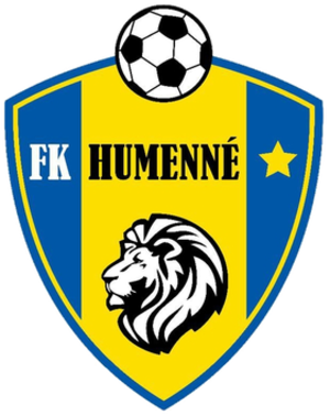 FK Humenné - Image: Fk humenne logo