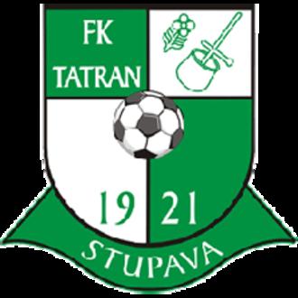FK Tatran Stupava - Image: Fk tatran stupava