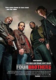 <i>Four Brothers</i> (film) 2005 film directed by John Singleton