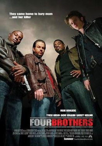 Four Brothers (film) - Image: Four brothers