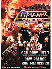 G1 Special In San Francisco Wikipedia