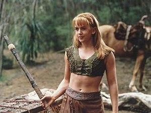 Gabrielle (Xena: Warrior Princess) - Gabrielle, in the Season 2