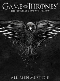 <i>Game of Thrones</i> (season 4) fourth season of the U.S. TV series, aired 2014