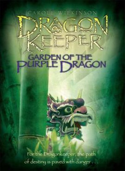 Picture of a book: Garden Of The Purple Dragon