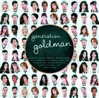 Génération Goldman - Image: Generation goldman album