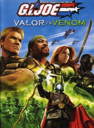 G.I. Joe: Valor vs. Venom - Image: Gijoevalorvsvenomcov er
