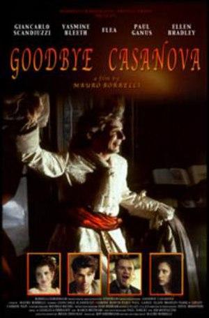 Goodbye Casanova - VHS Cover