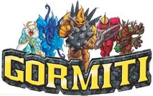 Gormiti - Gormiti logo.