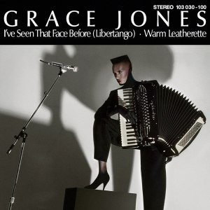 I've Seen That Face Before (Libertango) - Image: Gracejoneslibertango