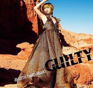 Guilty (Ayumi Hamasaki album) - Image: Guilty CD