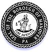 Official seal of Hanover, Pennsylvania