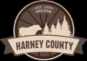 Harney County, Oregon - Image: Harney County, Oregon seal