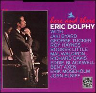 Here and There (Eric Dolphy album) - Image: Hereandthere