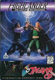 <i>Highlander: The Last of the MacLeods</i> 1995 video game