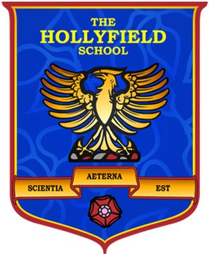 Hollyfield School - Image: Hollyfield Logo