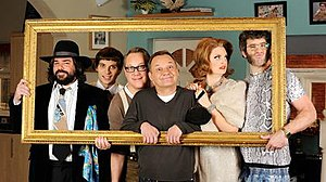 House of Fools (TV series) - House of Fools cast